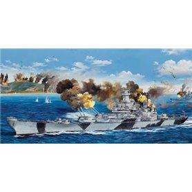 Trumpeter 03706 USS Iowa BB-61