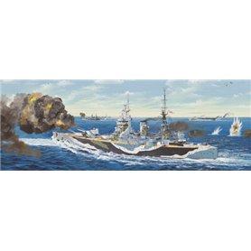 Trumpeter 03709 HMS Rodney