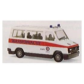 """Busch 43297 Fiat Ducato BRK """"Wasserwacht"""""""