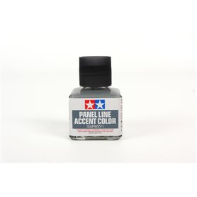 Tamiya 87133 Panel Line Accent Color Gray
