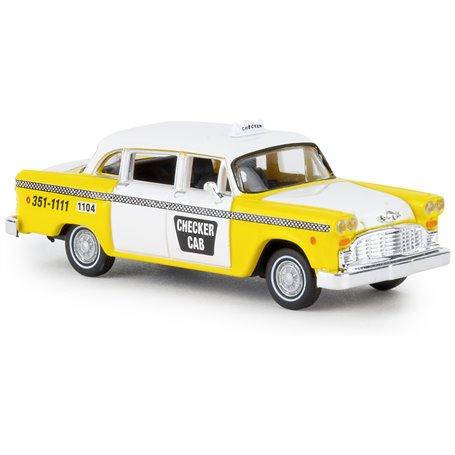 """Brekina 58924 Checker Cab """"Atlanta"""" Von Drummer"""