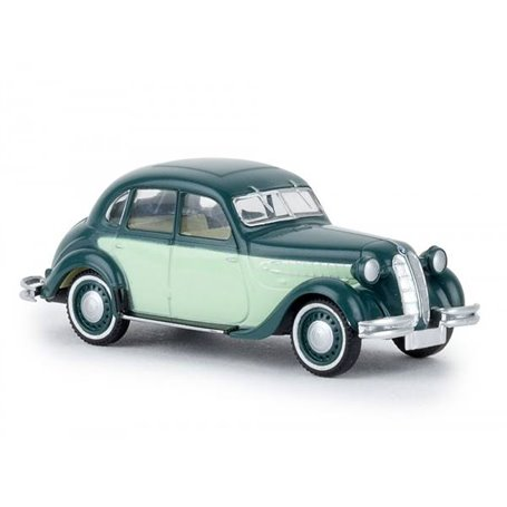 Brekina 24558 BMW 326 grön/ljusgrön, TD