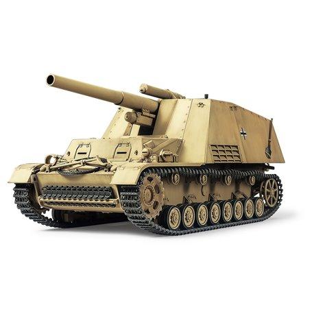 TAMIYA_35367 Tanks German Heavy Self-Propelled Howitzer Hummel Late Production