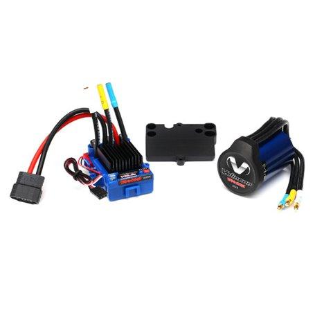 Traxxas 3350R Velineon VXL-3s BL Komplett System