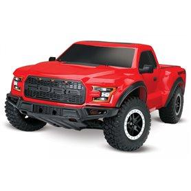 Traxxas 58094-1-RED Ford F-150 Raptor 2WD 1/10 RTR TQ