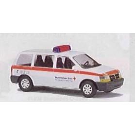 "Busch 44605 Chrysler Voyager ""DRK"""