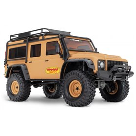 Traxxas 82056-4-C TRX-4 Scale & Trial Crawler Land Rover Defender Tan RTR