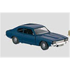 Märklin 18103.021 Ford Capri, safirblå