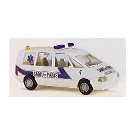 "Busch 45528 Renault Espace ""Police"""