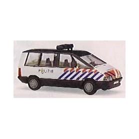 """Busch 45529 Renault Espace """"Polizei Niederlande"""""""