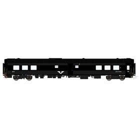 HNoll HN.1441DC Restaurangvagn SJ S12 5443 Svart