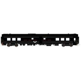 "HNoll HN.1442DC Restaurangvagn SJ S12 5448 Svart ""Bistro"""