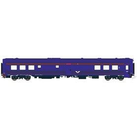 HNoll HN.1471AC Restaurangvagn SJ RB11 5450 BlueX