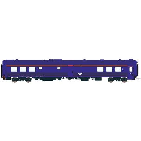 HNoll HN-1471AC Restaurangvagn SJ RB11 5450 BlueX