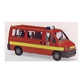 "Busch 47354 Citroen Jumper ""Feuerwehr"""