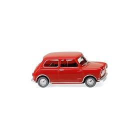 Wiking 22605 Austin 7, röd, 1959-67