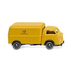 "Wiking 33503 Tempo Matador Box Van ""Deutsche Post"" 1949-52"
