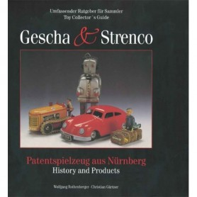 Media BOK57 Gescha & Strenco - Patentspielzeug aus Nürnberg