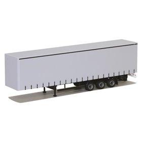 AMW 90639.1 Gardintrailer 3-axlig, omärkt