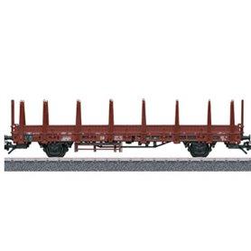 Märklin 00143 Stolpvagn Rlmms 56 436 120 typ DB