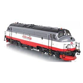 "NMJ 90505 Diesellok TMY 1122 ""Railcare"""