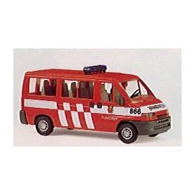 """Busch 47377 Peugeot Boxer """"Holland Brandförsvar"""""""