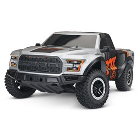 Traxxas 58094-1-FOX Ford F-150 Raptor 2WD 1/10 RTR TQ Fox