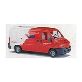 """Busch 47379 Peugeot Boxer """"PTT kurierpost"""""""