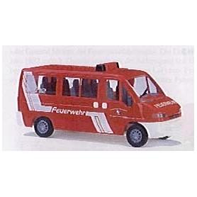 "Busch 47382 Peugeot Boxer ""FW Rodgau"""