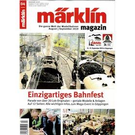Märklin 331044 Märklin Magazin 4/2019 Tyska