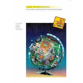 """Media BOK290 Faller 50 Jahre """"1946-1996"""", bok med massor av bilder"""