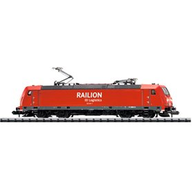 "Trix 00036 Ellok klass 185 260-7 typ ""DB Railion Logistics"""