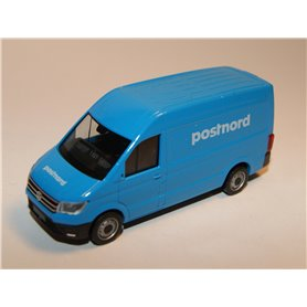 "AHM AH-793 VW Crafter box high roof, white ""Postnord"""