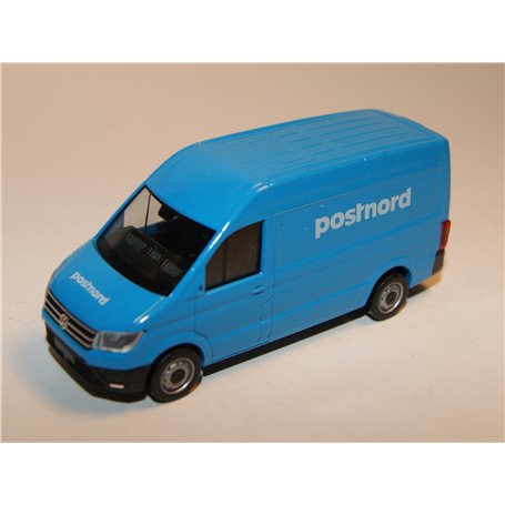 """AHM AH-793 VW Crafter box high roof, white """"Postnord"""""""