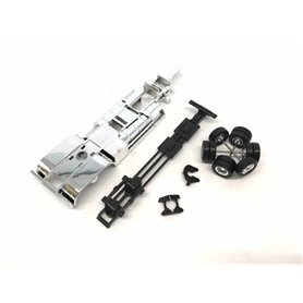 Promotex 5487 Kw/Pete XL Chrome Chassis Kit