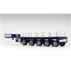 """VK Modelle 02582 Ballasttrailer 5-axlig """"Wasel"""""""