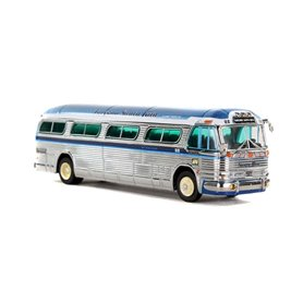 "VK Modelle IR-0144 Buss 1959 GM PD4104 Motorcoach ""Turismo Santa Rita"""
