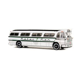 "VK Modelle IR-0146 Buss 1959 GM PD4104 Motorcoach ""Peter Pan - Boston"""