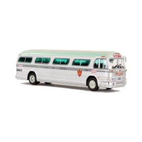 "VK Modelle IR-0147 Buss 1959 GM PD4104 Motorcoach ""Gray Coach Lines - Toronto"""
