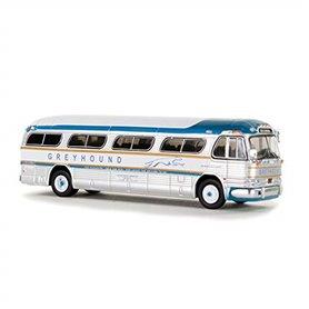 """VK Modelle IR-0145 Buss 1959 GM PD4104 Motorcoach """"Greyhound Golden"""""""