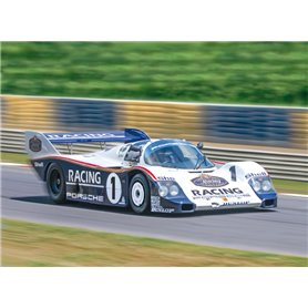 "Italeri 3648 Porsche 956 ""24hrs Le Mans 1983"""