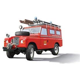 Italeri 3660 Land Rover Fire Truck