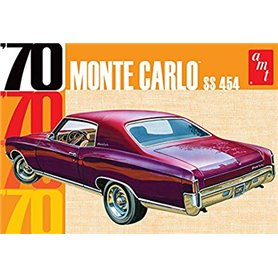 AMT 928 Chevrolet Monte Carlo SS 454 1970