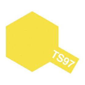 """Tamiya 85097 Sprayfärg TS-97 """"Pearl Yellow"""", innehåller 100 ml"""