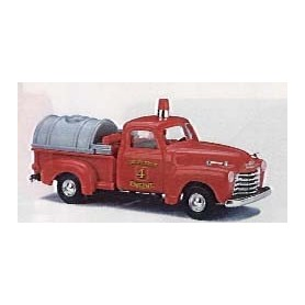 "Busch 48211 Chevrolet Pickup ""US Fire Engine"""