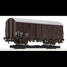 Roco 34575 Rullvagn och godsvagn typ ÖBB