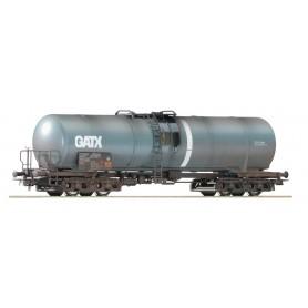 "Roco 75980 Tankvagn ""GATX"" 33 80 7837 163-4 (P) *VÄDRAD*"