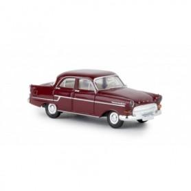 Brekina 20883 Opel Kapitän 1956, röd, TD