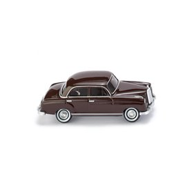 Wiking 14001 Mercedes Benz 220, dark brown