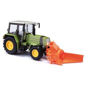 Busch 50419 Traktor Fortschritt ZT323 med snöslunga ASS 02